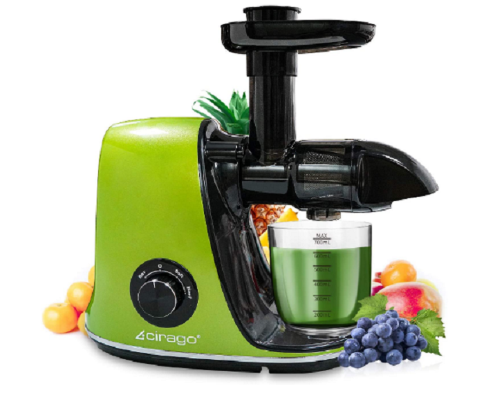 what is a masticating juicer