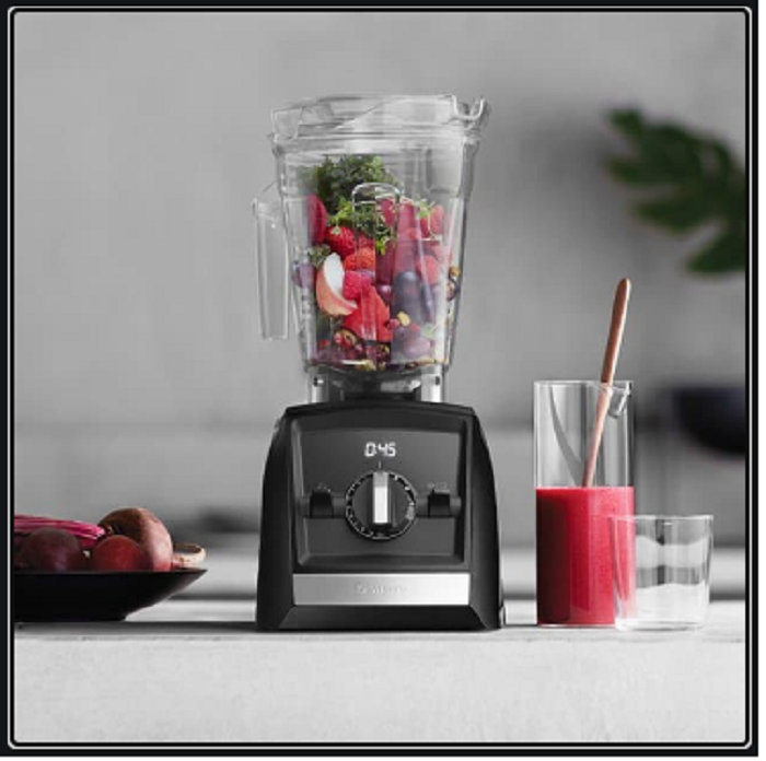 how to clean vitamix