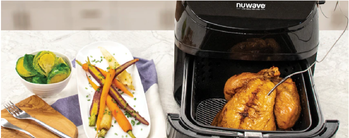 How To Clean Baked On Grease From Air Fryer