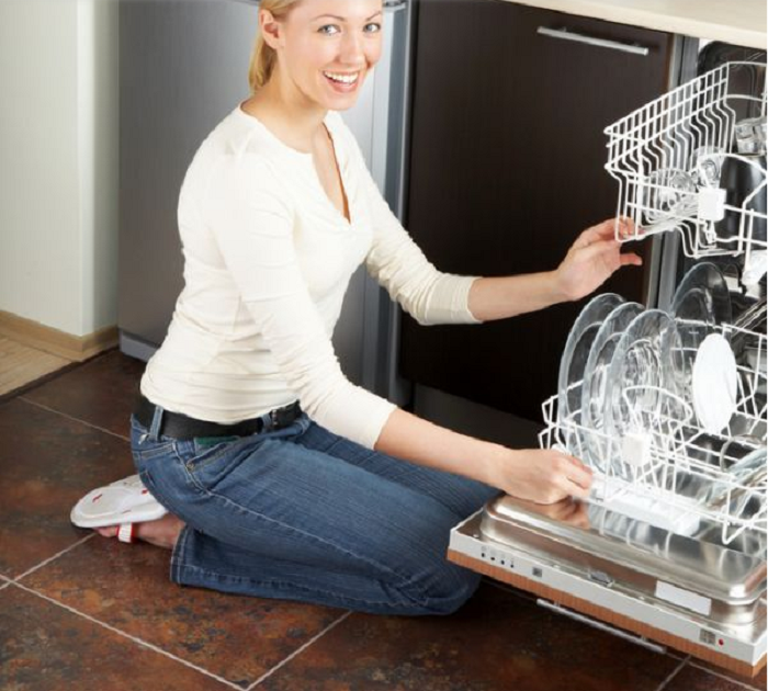 How To Use And Maintain The Dishwasher
